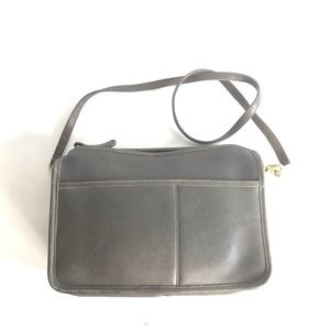 Vintage Coach Gray 1980-90' made in USA